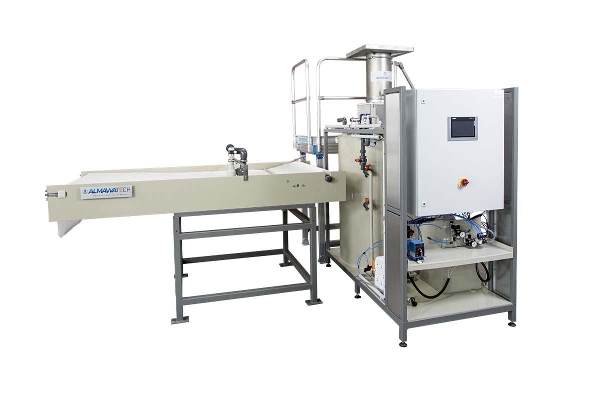 Chemisch-physikalische Abwasserbehandlung_Almawatech