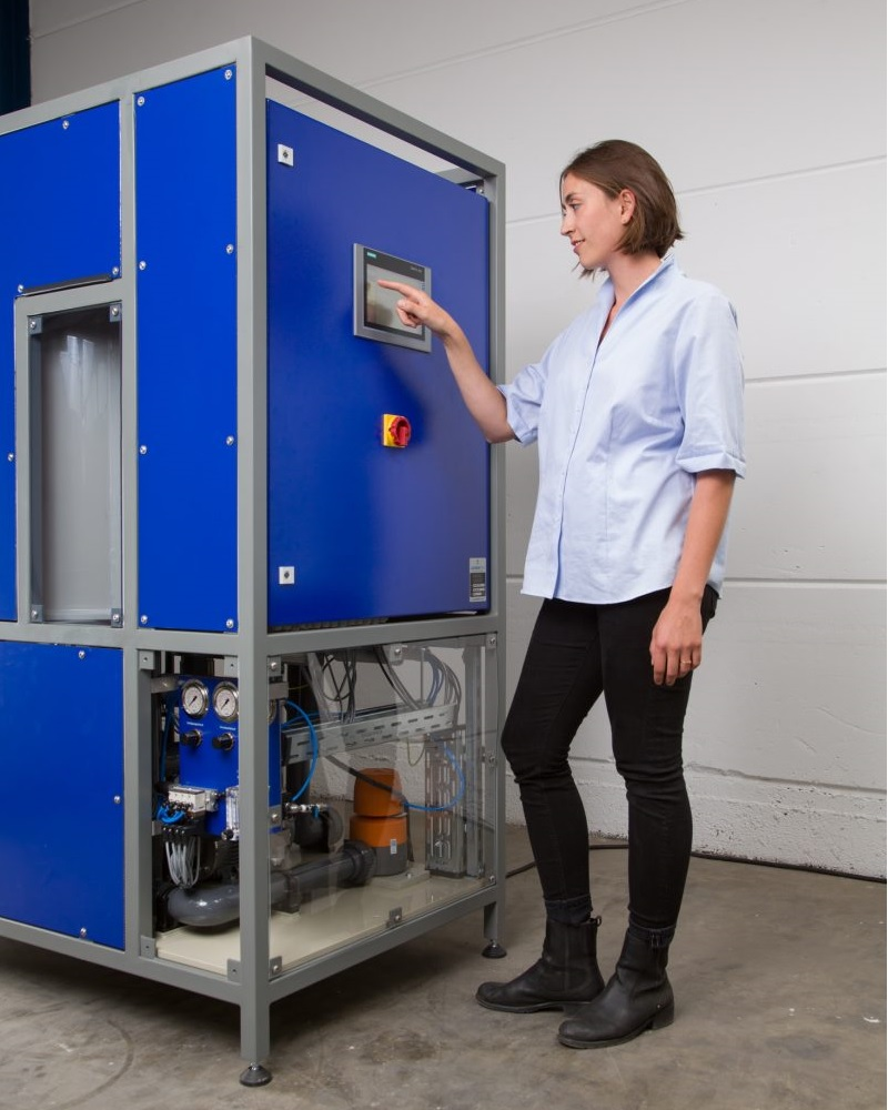 Anlagenmanagement zur Wasseraufbereitung