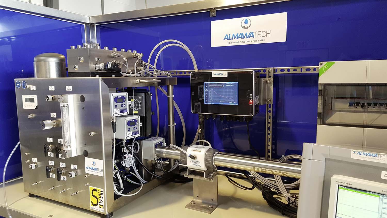 Forschung_Almawatech_Abwasseraufbereitung
