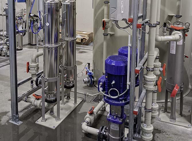 Ionentauscher_Prozesswasseraufbereitung_Almawatech